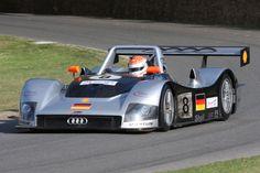 Audi R8R 1999 Le Mans Frank Biela / Didier Theys / Emanuele Pirro #motorsport…