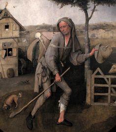 art Boijmans beuningen Bosch De marskramer Holland museum Rotterdam