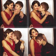 justin bieber and selena gomez. they may be young but they're also hot.