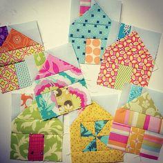 Dwell Mini Quilt