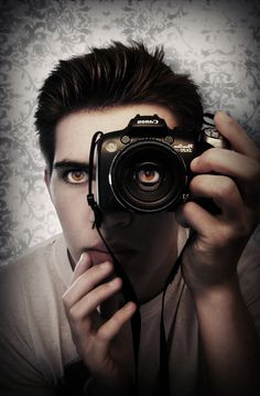 the eye of a photographer