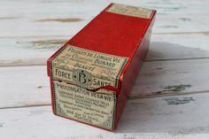 Franse Vintage apotheker vak Montreal chemicus door tippleandsnack