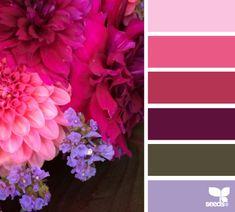flora palette - design seeds