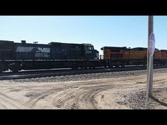 HD-BNSF's Action from Cairo to Grand Island on March 10,2015 with RS3K