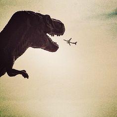 Flight T-Mode... T-✈✌