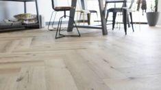 PVC Vloeren Therdex  all in €49,95 Hardwood Floors, Flooring, Dining Table, Gouda, Furniture, Home Decor, Wood Floor Tiles, Wood Flooring, Decoration Home