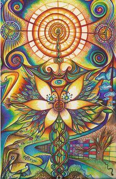 Resultado de imagen para reggae psychedelic