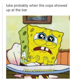 """39 Relatable Spongebob Memes That'll Leave You Personally Attacked - Funny memes that """"GET IT"""" and want you to too. Get the latest funniest memes and keep up what is going on in the meme-o-sphere. Funny Spongebob Memes, Cartoon Memes, Funny Memes, Cartoons, Memes Humor, Funny Quotes, Donald Trump, Something Bad, Lol"""