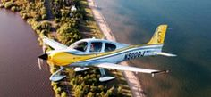 Cirrus Aircraft: learn to fly In these awesome airplanes!