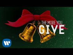 "Veja o lyric video de ""The More You Give (The More You'll Have), faixa natalina de Michael Bublé Michael Buble, Nouvel An, Kinds Of Music, My Favorite Music, Cover, Music Videos, Lyrics, Songs, November"