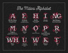 The Maori Alphabet Alphabet E, Graphic Design Typography, School Projects, New Work, Digital Art, Behance, Tattoo, Gallery, Illustration