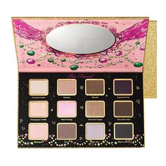 Too Faced Holiday 2014 Collection ❤ liked on Polyvore featuring makeup and beauty