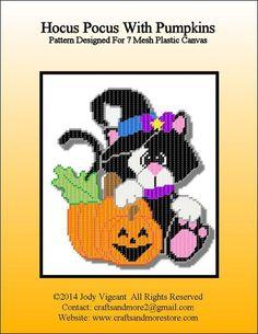 Hocus Pocus With Pumpkin Pg 1/2