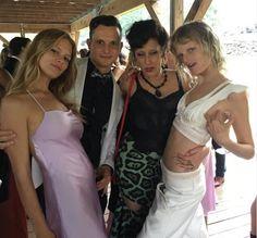 A versão noiva de Hanne Gaby Odiele