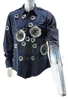 T 1000 Terminator Terminator 2: Judgment Day / T-1000 Special Effects Shirt (Robert ...