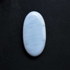 32 Cts Natural Blue Lace Agate Gemstone, Agate Cabochon, Oval Shape, Wholesale Supplies, Size 36x18x6.6 MM, Jewelry Making, R22330 by JAIPURARTMART on Etsy Jewelry Sets, Jewelry Making, Unique Jewelry, Wholesale Supplies, Blue Lace Agate, Agate Gemstone, Oval Shape, Healing Stones, Gemstones