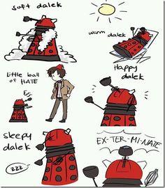 Soft Dalek.