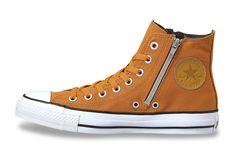 #Converse Chuck Taylor All Star ZIPS LP HI