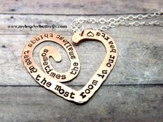 First time mom necklacepersonalize by mybeadedbutterfly on Etsy, $26.00