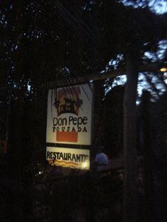 Don Pepe. Foto: Vivien. Barra Grande (BA)