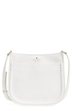 kate spade new york 'orchard street - small hemsley' leather crossbody bag (Nordstrom Exclusive) available at #Nordstrom