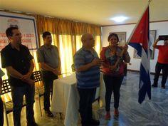 #Abanderada delegación de Holguín a Conferencia del Sindicato de la Alimentación - Trabajadores de Cuba: Trabajadores de Cuba Abanderada…