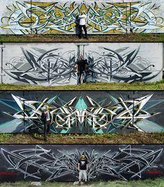 Symmetric-wildstyle by Wator (DST) by Wator.deviantart.com on @deviantART