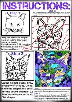 - a quick artwork.PRETTY PETS - a quick artwork. Super drawing art lessons middle school sub plans ideas Warm Hands with a Heart · Art Projects for Kids Art Card Dogs Project Art Sub Plans, Art Lesson Plans, Art Substitute Plans, Middle School Art Projects, Art School, School Projects, School Ideas, Programme D'art, Art Sub Lessons
