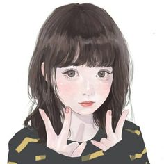 Find images and videos about girl, art and kawaii on We Heart It - the app to get lost in what you love. Japan Illustration, Character Illustration, Illustration Fashion, Art Manga, Anime Art Girl, Anime Girls, Character Art, Character Design, Character Sketches