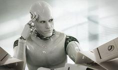 "Robot: tickets please."" Ticketmaster: ""Are you a robot?"" Robot: ""I am not."" Ticketmaster: ""Ok"" Stephen Hawking, Elon Musk Artificial Intelligence, Zig Et Sharko, Artificial Brain, Science Fiction, Technological Singularity, Ai Robot, Modern Poetry, Romance Books"
