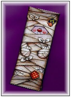 Laurie Furnell: Mummy Candy Wrapper #Printable