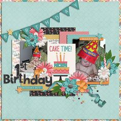 LO by CT Judith using the Make A Wish collection by Luv Ewe Designs and Blue Heart Scraps Digital Scrapbooking