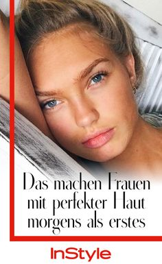 5 things that make women with perfect skin after getting up .- 5 Dinge, die Frauen mit perfekter Haut nach dem Aufstehen zuerst machen We have 5 skin care tips for your face! Natural Beauty Tips, Natural Hair Styles, Concealer Tips, Beauty Care, Beauty Hacks, Face Beauty, Diy Beauty, Beauty Guide, Beauty Advice