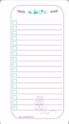 To Do List for #filofax Personal