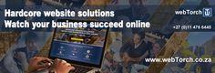 webTorch (Pty) Ltd Ads, Website, Business, Design, Design Comics