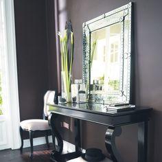 Miroir en verre H 90 cm VÉNITIEN