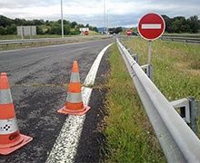"""Agir sur l'état des routes """"levier d'action"""" pour la sécurité routière selon les industriels du secteur"""