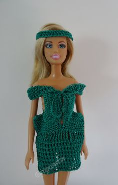 Barbie Dress, Barbie Clothes, Bustier, All Things, Creations, Doll Stuff, Dolls, Blog, Vintage