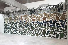 Jean Shin. Armado 2005-2009