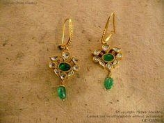 Beautiful kundan earings