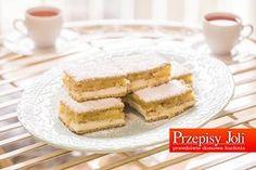 SERNIK GOTOWANY Z JABŁKAMI BEZ PIECZENIA - pyszny sernik do którego przygotowania nie musicie mieć piekarnika :) Idealnie połączony smak sera i jabłek.