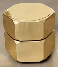 Maurice Marty's  BOBBY BOULON Side Table