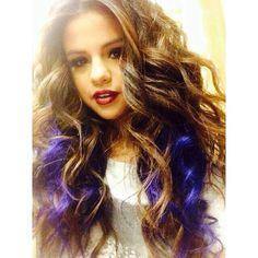 Selena Gomez ; hair <3
