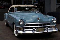 1949 Cadillac Coupe DeVille Convertible