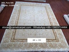 pure silk on silk carpet #carpet#rug#handmadecarpet#handmaderug