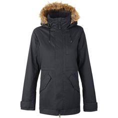 True Black - Burton TWC Wanderlust Jacket