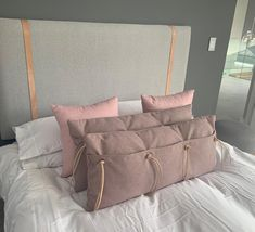 home - Marga Interiors Beautiful Bedrooms, Bed Pillows, Pillow Cases, Interiors, Home, Pillows, Ad Home, Decoration Home, Homes