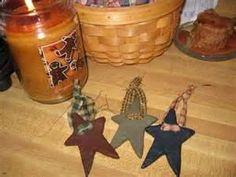 How to make primitive salt dough ornaments