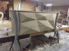 Tv Unit Furniture, Console Furniture, Bedroom Furniture Design, Woodworking Furniture, Luxury Interior Design, Fine Furniture, Diy Woodworking, Contemporary Furniture, Chest Of Drawers Design