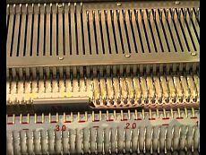 Красивые края при машинном вязании - Школа машинного вязания - Artzacepka форум